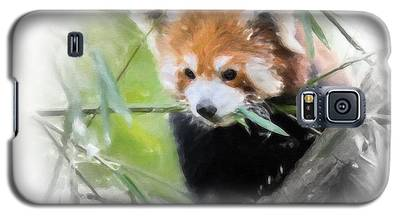 Red Panda Galaxy S5 Case