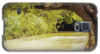 River Banks In Trelawny Jamaica Galaxy S5 Case