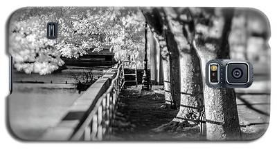 River Lines Galaxy S5 Case
