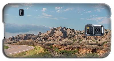 Road To The Badlands Galaxy S5 Case
