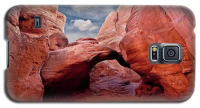 Sand Dune Arch Galaxy S5 Case