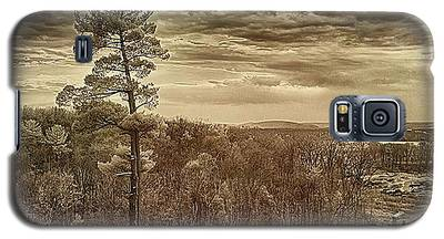 Sepia Sunset Galaxy S5 Case