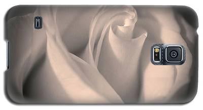Silky Pastel Rose Galaxy S5 Case