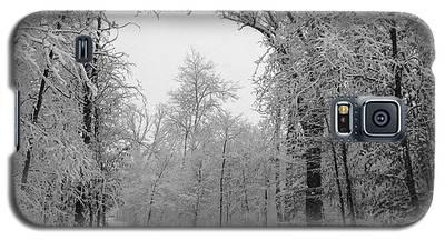 Snow Trail Galaxy S5 Case