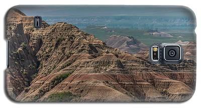 South Dakota Badlands Galaxy S5 Case