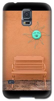 Southwestern Bench  Galaxy S5 Case