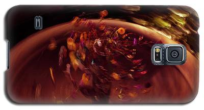 Spin Galaxy S5 Case
