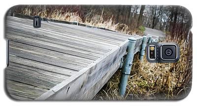 Spring Boardwalk Galaxy S5 Case