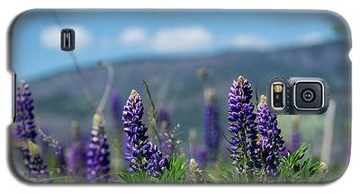 Spring Lupines Galaxy S5 Case