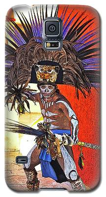 Standing His Ground Galaxy S5 Case