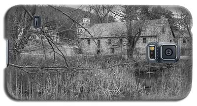 Stone And Reeds - Waterloo Village Galaxy S5 Case