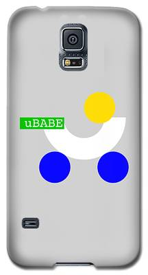 Stroll Babe Galaxy S5 Case