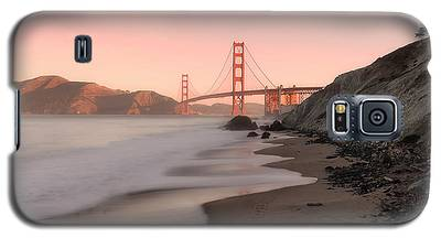 Sunrise In San Fransisco- Galaxy S5 Case