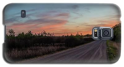 Sunset Road Galaxy S5 Case