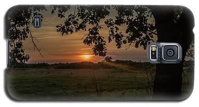 Sunset Under The Tree Galaxy S5 Case