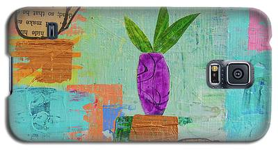 The Art Of Tea Two Galaxy S5 Case