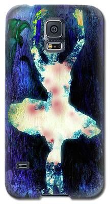 The Ballet Dancer Galaxy S5 Case