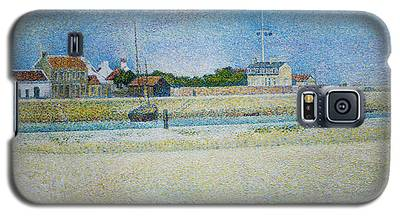 The Channel Of Gravelines Grand Fort Philippe Galaxy S5 Case