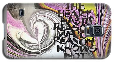The Heart Has Its Reasons Galaxy S5 Case