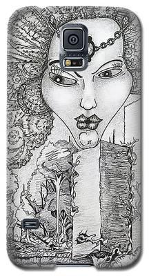 The Queen Of Oz Galaxy S5 Case