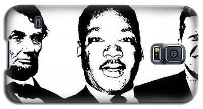 Three Leaders Galaxy S5 Case