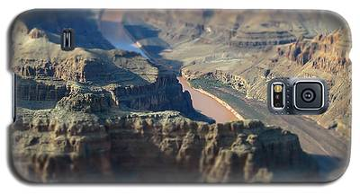 Tiltshifted Grand Canyon Galaxy S5 Case