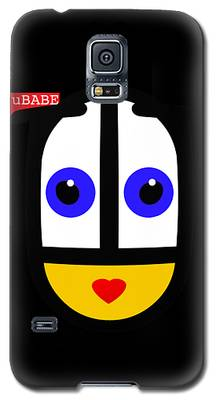 uBABE Black Galaxy S5 Case