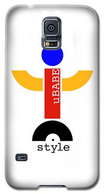 uBABE Dude Galaxy S5 Case