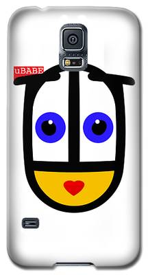 uBABE Logo Galaxy S5 Case