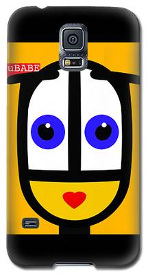 Ubabe Sun Galaxy S5 Case