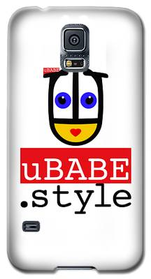 Ubabe T Shirt Galaxy S5 Case
