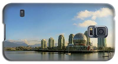 Vancouver Science World Galaxy S5 Case