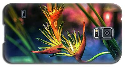 Vibrant Jungle Bird Galaxy S5 Case