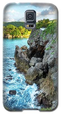 Welcome To Portland Jamaica Galaxy S5 Case
