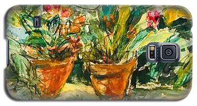 Wild Orchid Galaxy S5 Case