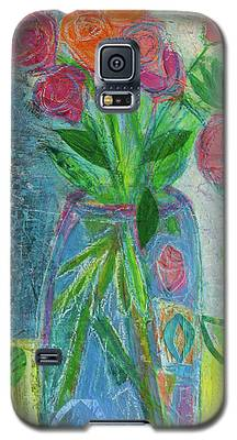 A-rose-atherapy Galaxy S5 Case