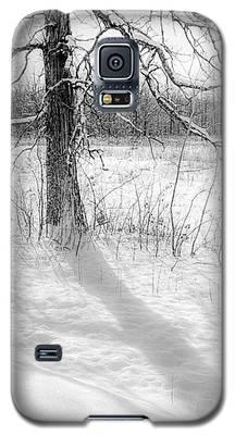Winter Simple Galaxy S5 Case