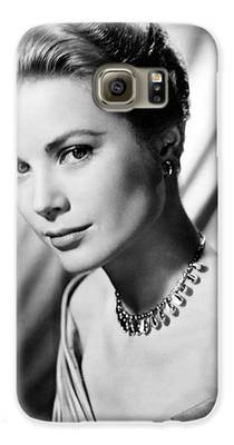 Grace Kelly Galaxy S6 Cases