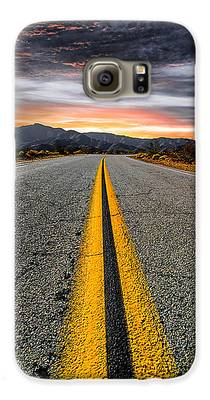 Landscapes Photographs Galaxy S6 Cases
