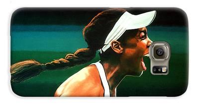 Venus Williams Galaxy S6 Cases