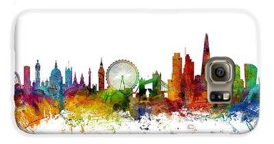 London Skyline Galaxy S6 Cases