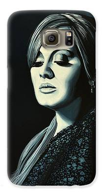 Adele Galaxy S6 Cases