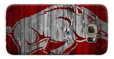University Of Arkansas Galaxy S6 Cases