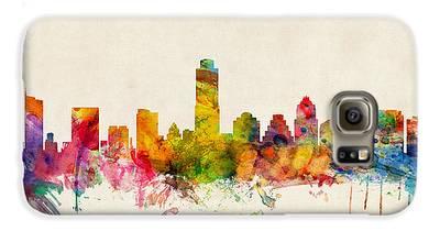 Austin Skyline Galaxy S6 Cases