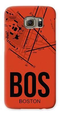 Boston Galaxy S6 Cases