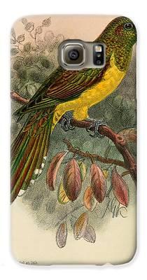 Cuckoo Galaxy S6 Cases