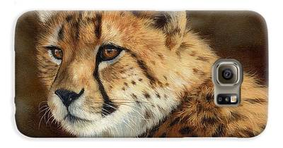Cheetah Galaxy S6 Cases