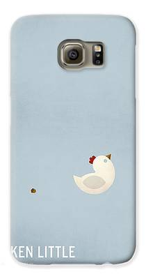 Chicken Galaxy S6 Cases