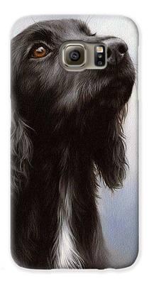 Cocker Spaniel Galaxy S6 Cases