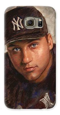 Derek Jeter Galaxy S6 Cases